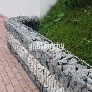 Подпорные стенки, ступени